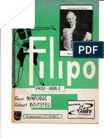 René Ninforge & Robert Boutefeu - Filipo (Orchestration)(Paso-doble)