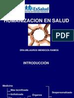 Humanizando la atenciòn - Mc. Milagros Mendoza.ppt