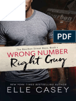Wrong Number, Right Guy - Elle Casey.epub