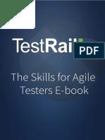 Skills for Agile Tester Ebook