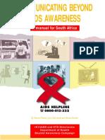 Communicating Aids Awareness