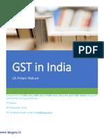 GST Book Updated