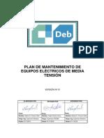 Plan de Mantenimiento Electrco Hotel
