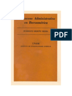 EL PROCESO ADMINISTRATIVO EN IBEROAMERICA - HUMBERTO BRISEÑO SIERRA.pdf