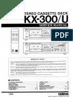 KX-300 - Service Manual.pdf