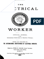 155. 1909-03 March Electrical Worker