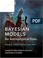 Bayesian Models for Astrophysical Data Using R, JAGS, Python, And Stan
