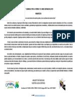 Manifiesto Carnaval 2019