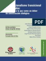 Constitucionalismo Transicional(Nov. 27)