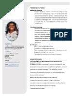 cathelyne joseph resume 2