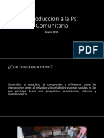 PRIMERA CLASE COMUNITARIA 2018 (1).pptx