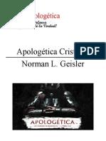 Apologetica Norman Geisler