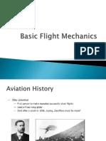 Fundamental Flight Mechanics