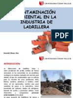 Contaminacion Ambiental en La Industria de Las Ladrilleras