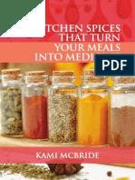 5+Kitchen+Spices+Ebook+by+Kami+Mcbride