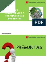 Gestion Ambiental - Preguntas