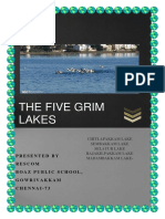 The Five Grim Lakes