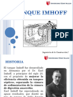 Tanque Imhoff ppt.