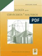 Tecnología Para La Elaboración de Cerveza Cristalina