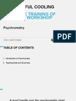 Psychrometry Master
