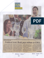 Philippine Star, July 11, 2019, Political icon Rody pays tribute to GMA.pdf