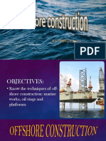Off Shore Construction
