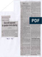 Philippine Star, July 11, 2019, Sara still opposed to speaker term-sharing.pdf