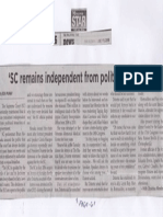 Philippine Star, July 11, 2019, SC remains independent from political branches.pdf