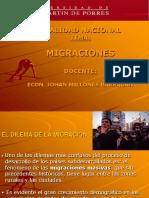 Realidad Nacional - Migraciones