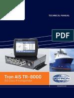 Manual Techinical Tron AIS TR 8000