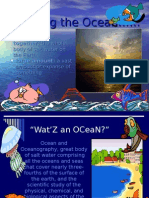 Grasping the Ocean