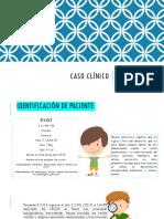 Caso Pediatria