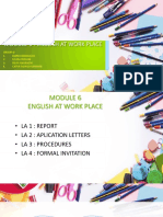 MODUL 6 ENGLISH AT WORK PLACE.pptx