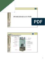 Maintenance Lift & Escalator
