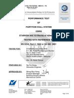 PSB Singapore BS5234 Part 2 -  100mm S3 AAC Block Wall -  [PSB 7191102720-MEC15-YX].pdf