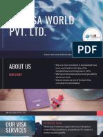 Nb Visa World Pvt. Ltd. - Visa Consultant in Ahmedabad