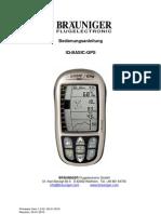 Bedienungsanleitung IQ BASIC GPS 16-01-2010
