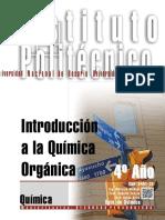 8401-15 QUIMICA Introduccion a La Quimica Organica