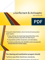 Disinfectant Antiseptic2019