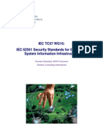 White Paper on CStandards in IEC TC57