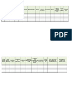 Crane Survey Checklist