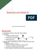 BluetoothMobileIP.ppt