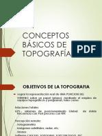 Conceptos Basicos de La Topografia