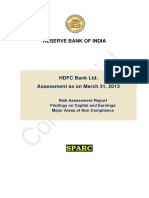 1. Rar Hdfc Bank 2013