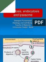 UNTAD PSPD Blok 2 Eksositosis, Endositosis, Lisosoma_2010