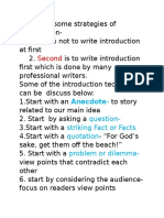 There are some strategies of introduction.docx