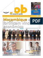 Job -  Moçambique
