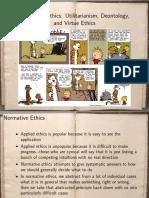 Normative Ethics Slides