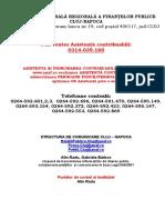 DGRFPCJ - Contacte ANAF Cluj-Napoca