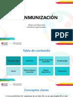 isoinmunización